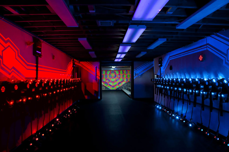 Laserdome Laser Tag Shows And Prize Arcade In Lancaster County Pa
